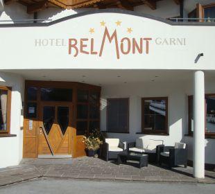 Lobby Hotel Garni Belmont