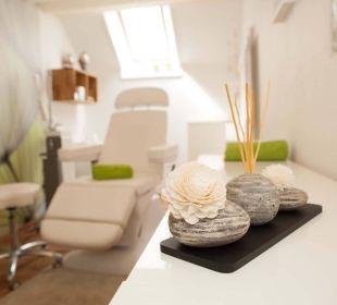 Massage- & Kosmetikangebot direkt auf dem Hof Familotel Landhaus Averbeck