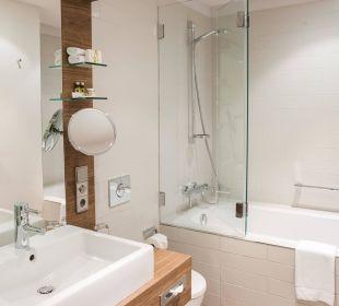 Badezimmer mit Duschwanne Hotel Stadtpalais