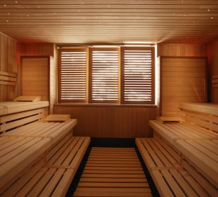 Biosauna Lenkerhof gourmet spa resort