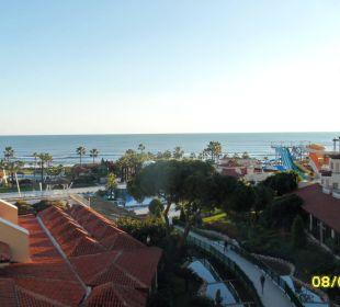 Blick auf das Meer Bellis Deluxe Hotel