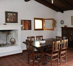 Wohn- Essbereich Sardafit Ferienhaus Budoni
