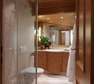 Badezimmer Bavarian Suite Hotel Platzl