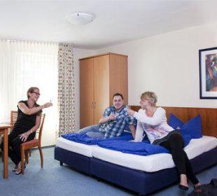 Appartement Hotel Willinger Mitte