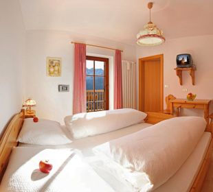Romantische Doppelbettzzimmer Alpengasthof Jolanda