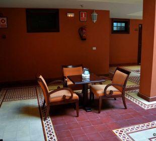 Ruhezone Hotel Riu Garoe