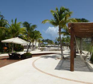 Hängematten Secrets Maroma Beach Riviera Cancun