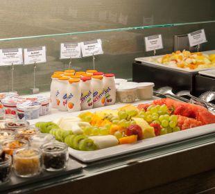Frühstücksbuffet Hotel Stadtpalais
