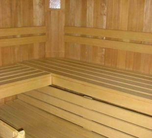 Finnische Sauna Hotel Plan Murin