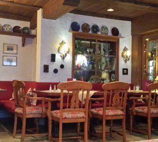 Kamienzimmer / hier gibts Snacks & Cafe' Romantik Hotel Sonne