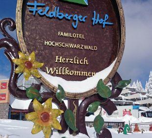 Unser Logo zur Begrüßung Familotel Hotel Feldberger Hof