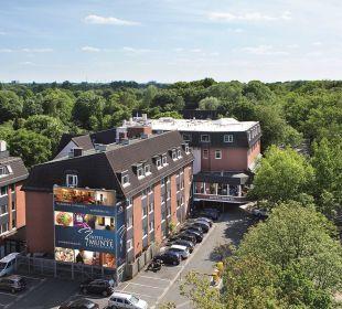 Außenansicht Hotel Munte am Stadtwald Bremen Ringhotel Munte am Stadtwald