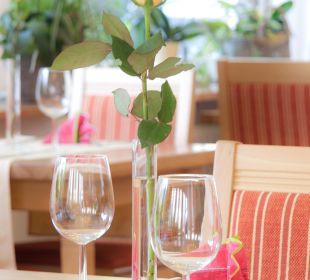 Halbpensionsrestaurant Hotel Bellevue