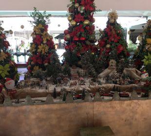 Weihnachtsdekoration IBEROSTAR Hotel Punta Cana