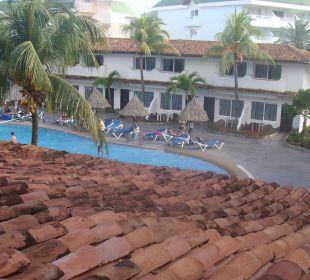 Widok z pokoju Hotel Isla Caribe Beach