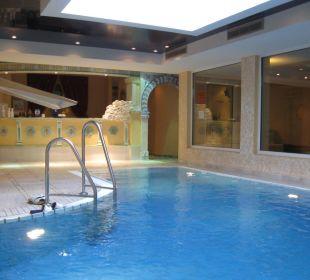Pool Strandhotel Heringsdorf