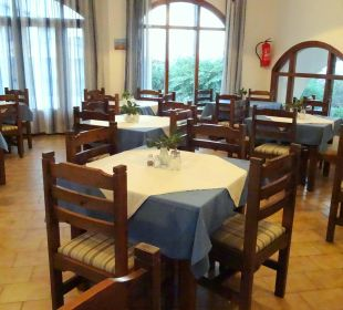 Speisesaal Hotel Dimitra
