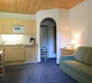 Wohnbeispiel Apartment Schachner/Lärche Landgasthof Sonnblick