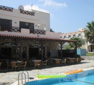 Sitzgelegenheiten Hotel Mimosa Beach