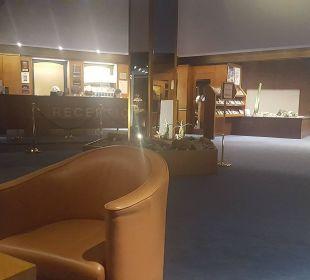 Rezeption und Eingangsbereich Best Western Hotel alte Mühle