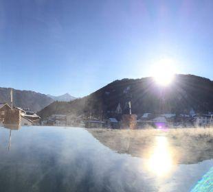 Infinity Pool Hotel Cervosa