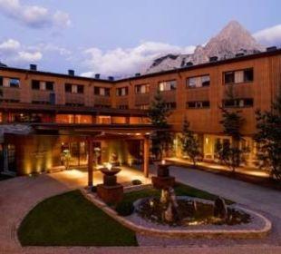 Außenansicht-Sommer Hotel Mohr Life Resort