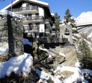 La Gorge im Februar 2014 Hotel-Apart La Gorge