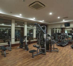 Sport & Freizeit Sunis Hotel Evren Beach Resort & Spa