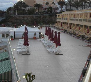 Zwischen Appartement und Gastronomie->Pavillon Hotel Atlantic Beach Club