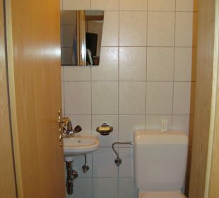 Separates WC Apartment Brandau