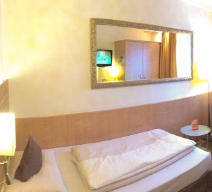 Standardzimmer City Hotel Ost am Kö Augsburg