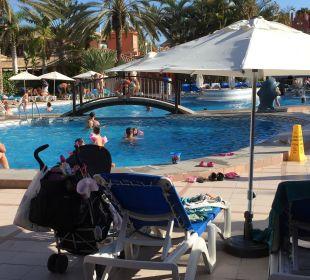 Pool 1 Dunas Suites&Villas Resort