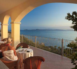 Terrace Hotel Gabbiano Azzurro