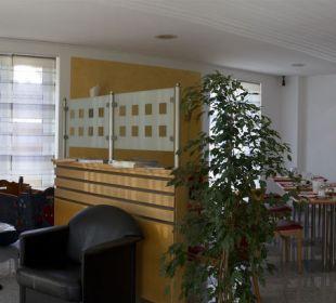 Lobby Hotel Graf Lehndorff