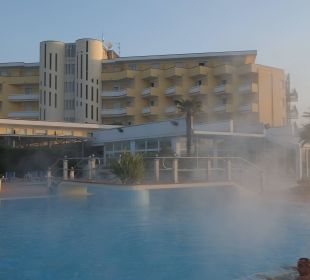 Herrliches Schwimmbad Hotel Leonardo Da Vinci