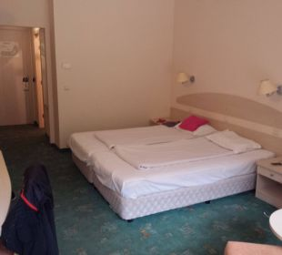 Schlafzimmer  Hotel Berlin Green Park