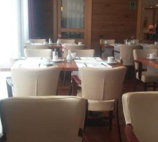 Sala sniadaniowa Hotel Holiday Inn Nürnberg City Centre