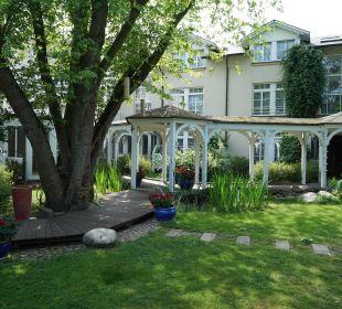 Garten im Bäderstil Hotel Villa Granitz