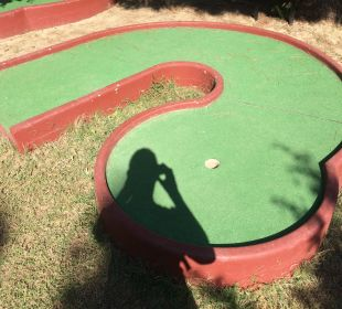 Minigolf gebogen Oz Hotels Incekum Beach