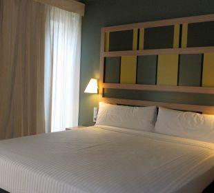 Doppelzimmer Hotel Ciutat de Barcelona