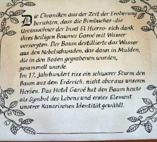 Geschichte vom Hotel Hotel Riu Garoe