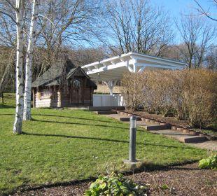 Tolle Anlage Berghotel Ilsenburg