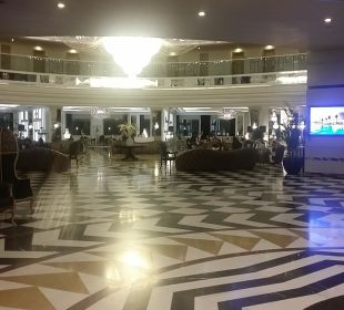 Tolle Lobby  Hotel Delphin Imperial