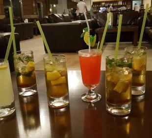 Sehr schmackhafte Cocktails  Hotel Alba Royal