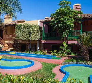 Zona Minigolf Hotel Oasis San Antonio
