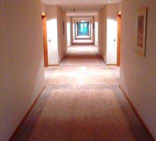 Flur Hotel Meerane