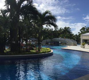 Pool am Strand Luxury Bahia Principe Cayo Levantado Don Pablo Collection