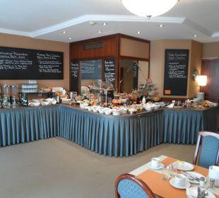 Frühstücksbüffet Das Capri.Ihr Wiener Hotel