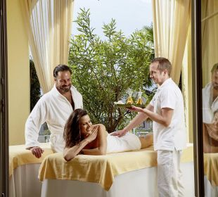Massageloggia Luxury DolceVita Resort Preidlhof