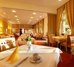 Frühstücksraum Strandhotel Alte Donau